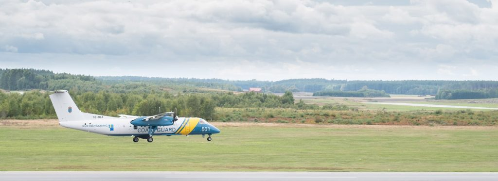Flygplan Kustbevakningen